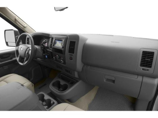 Nissan Nv 3500 >> 2019 Nissan Nv Passenger Nv3500 Hd Sl In Wake Forest Nc Nissan Nv